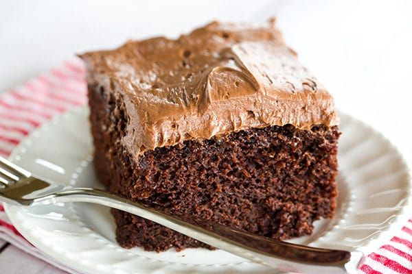 Recipe For A Chocolate Dump Cake