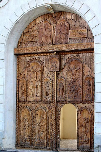 Cocos Monastery In Tulcea, Romania.