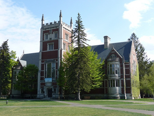 Bowdoin College in Brunswick, Maine