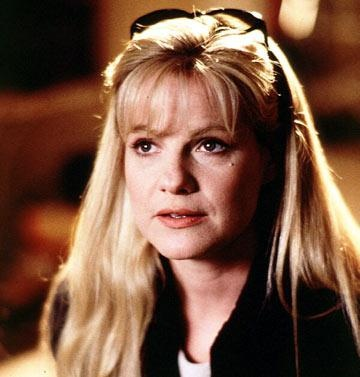 "Megan Dayton (Bonnie Hunt): ""'What do you expect most from a relationship? A: Companionship. B: Sex. C: Respect.' I'd have to go with B: Sex. But let's mark ""C"" so we get a higher score..."" -- from Return to Me (2000) directed by Bonnie Hunt"