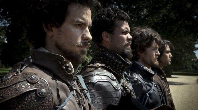 The Musketeers, 5 motivi per vedere la serie della BBC One