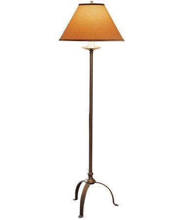 Hubbardton Forge Floor Lamp, Simple 3 Leg Base Floor Lamp