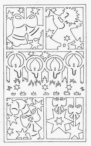 The 387 best Karácsony, mikulás-filigran images on Pinterest ...