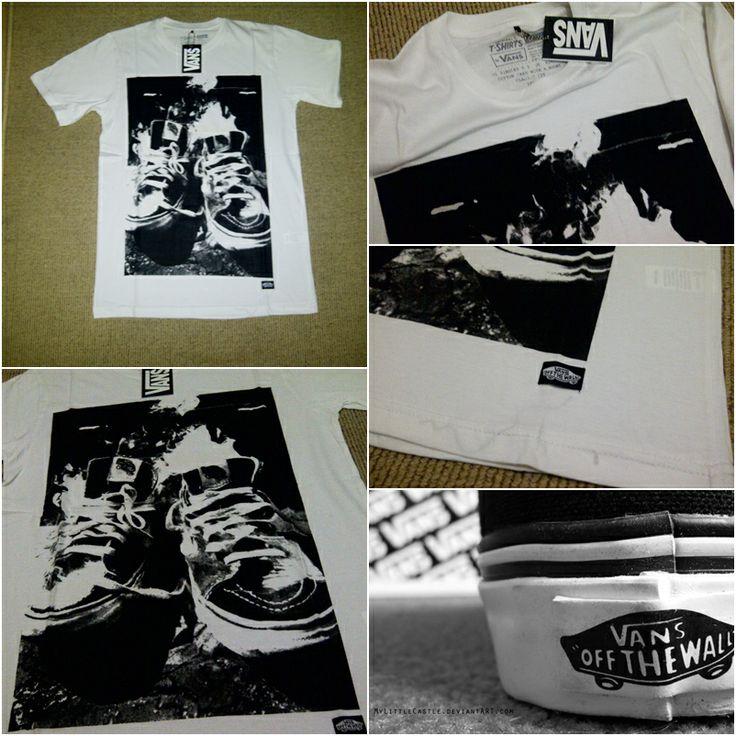 || Vans T-shirt || bahan adem, sablonan berkualitas, Size Luar ( S, M, L, XL ) || Harga 80.000 (belum termasuk ongkir) pembayaran Via Mandiri - BCA, bisa langsung COD untuk wilayah Jakarta || RibakSude @085716168378 || Foto diambil menggunakan kamera Onix2 TANPA EDITAN WARNA .