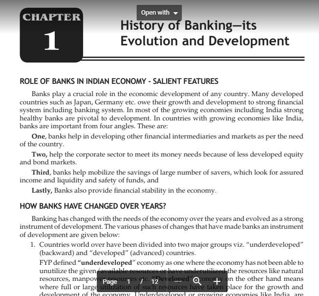 7 best exam books images on pinterest english english english brief history of banking in india pdf download fandeluxe Image collections