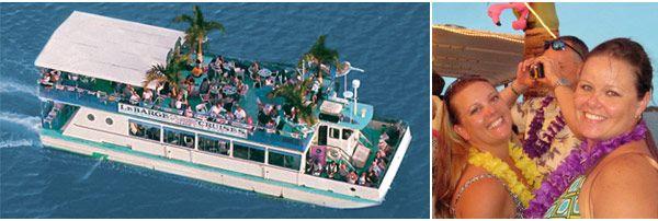 Welcome Aboard LeBarge Tropical Cruises - Sarasota, Florida