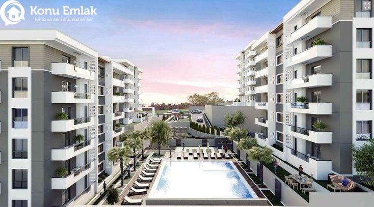 Çetmen Şirketler Grubu tarafından inşa edilen projede yeni satışları başlayan İzmir Konfor Evleri Ulukent de 2+1 'ler 165 bin TL 'ye satışa sunuluyor.