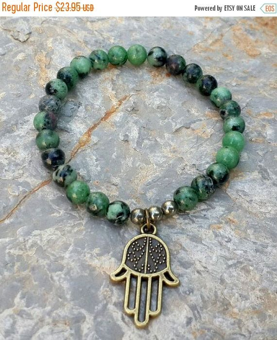 Check out this item in my Etsy shop https://www.etsy.com/listing/239832176/green-jasper-prayer-beads-good-luck