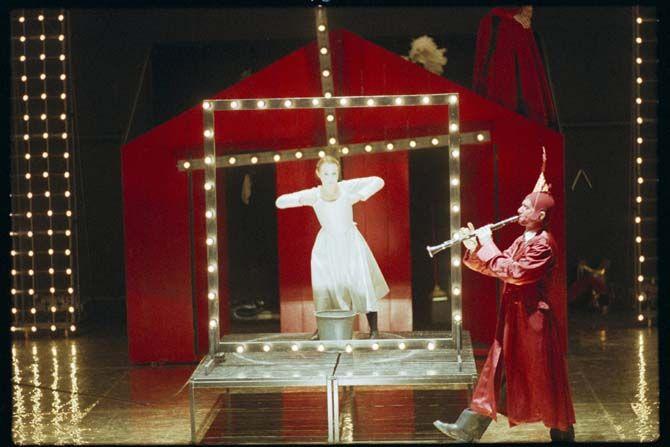 """""""La jeune fille, le diable et le moulin"""" mise en scène d'Olivier PY - THEATRE"""