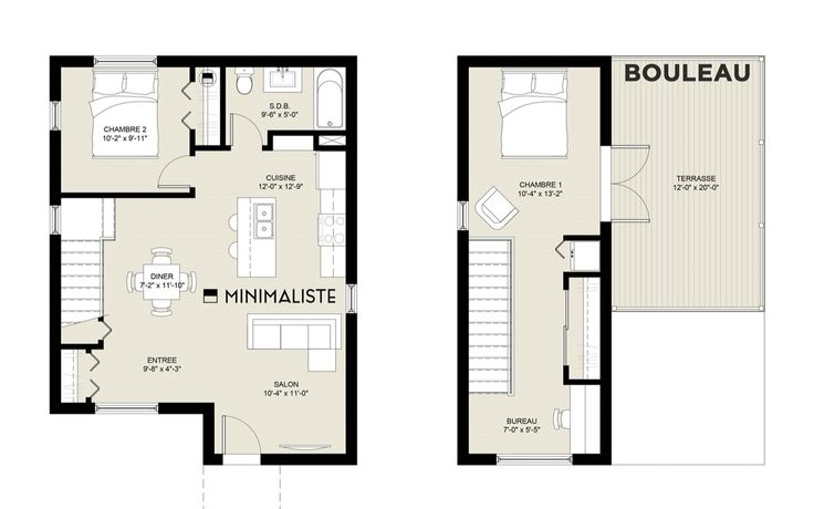 10 best modular micro houses images on pinterest little for Micro compact home floor plan