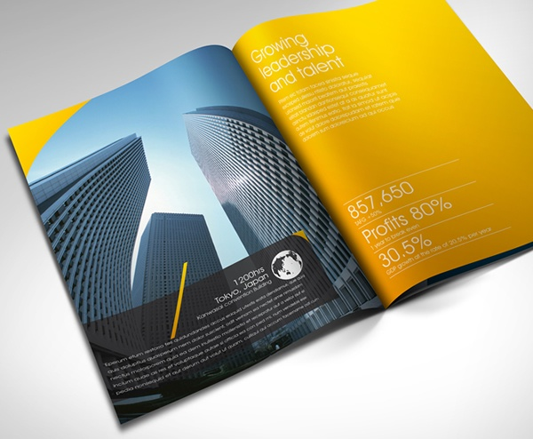 181 best Annual reports images on Pinterest Editorial design - free annual report templates