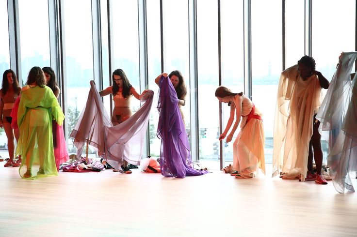 Sibyl Kempson, 12 Shouts to the Ten Forgotten Heavens, Summer Solstice, June 20, 2016, at the Whitney Museum of American Art. Photograph © Paula Court (12 Shouts to the Ten Forgotten Heavens is a three-year iterative performance project by American playwright, director, and performer Sibyl Kempson with her theater company, 7 Daughters of Eve Thtr. & Perf. Co. Presented at the Whitney on twelve occasions, 12 Shoutswill mark each solstice and equinox occurring between March 2016 and December…
