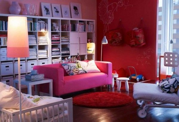 Ikea Living Room Design Ideas 2012 4 554×377  Best IKEA Living Room Designs for 2012    Picture  4