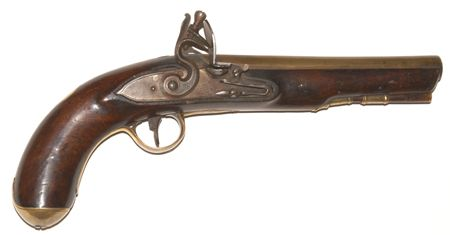 a history of the flintlock pistol in western firearms Matchlock: matchlock,, in firearms, a device for igniting gunpowder developed in the 15th century, a major advance in the manufacture of small arms the matchlock was the first mechanical firing device it consisted of an s-shaped arm, called a serpentine, that held a match, and a trigger device that lowered.