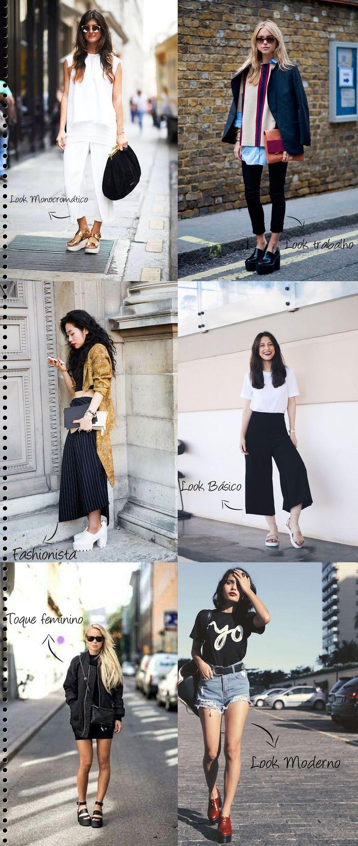 Dicas de Look: Como usar Sandália Tratorada que será tendência no verão 2017 !!!