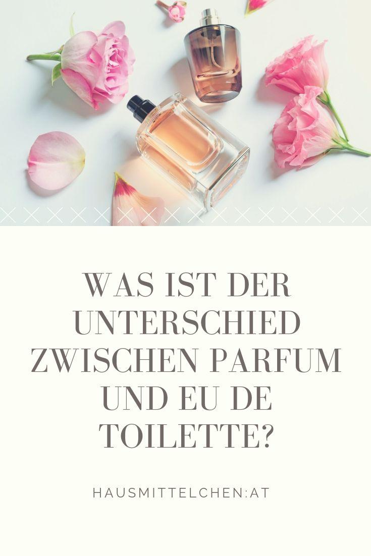 Eu De Toilette Eu De Parfum Eu De Cologne wo ist da der Unterschied? ___________…