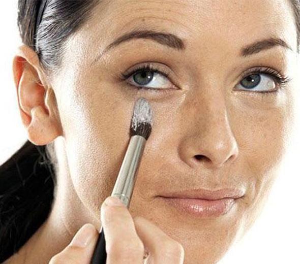 Så Får Du Bort Mörka Ringar Under ögonen Beauty Eye Makeup