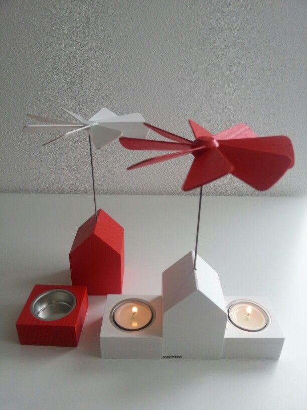 Modern christmas decoration made in Germany.  Www.cultform.de