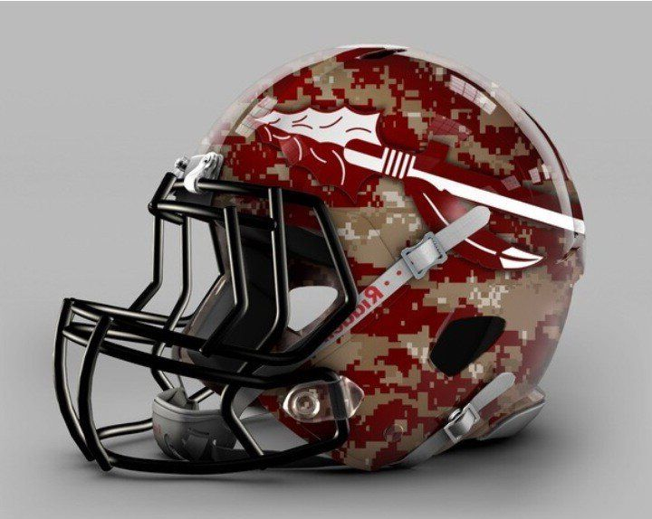 FSU Designs | Florida State Football Helmets in Footbal ...