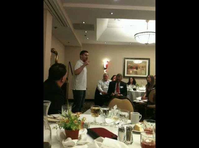 CLIP: 'It's not about numbers. It's about people' by Angie Sanders; Kevin Fawley gets IPRA members fired up about social media engagement. --- Thanks again, Angie! --- *Warning* - This was def taken during an impromptu rant (it's been known to happen)