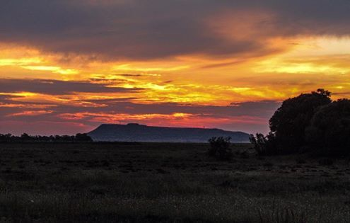 Somewhere in the Karoo