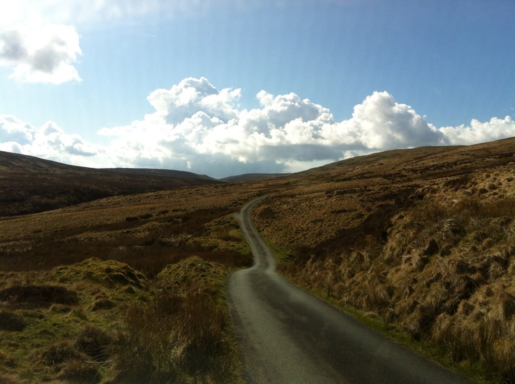Lost in the mountains of North Wales