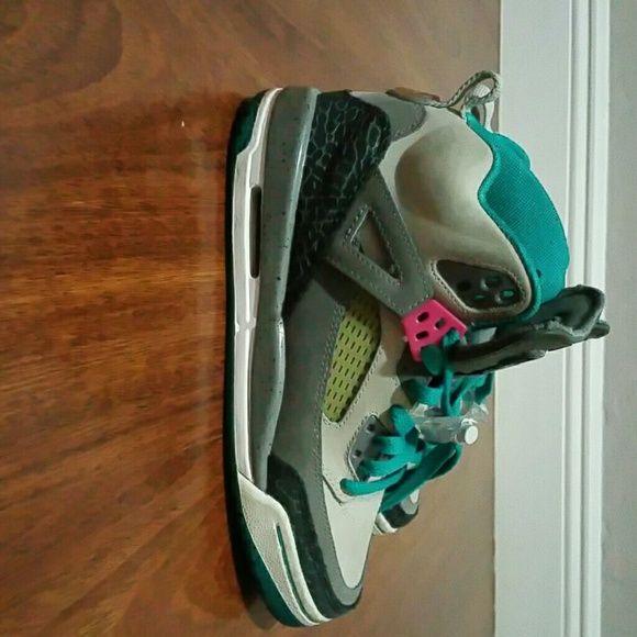 Jordans Color teal Jordan Shoes Sneakers