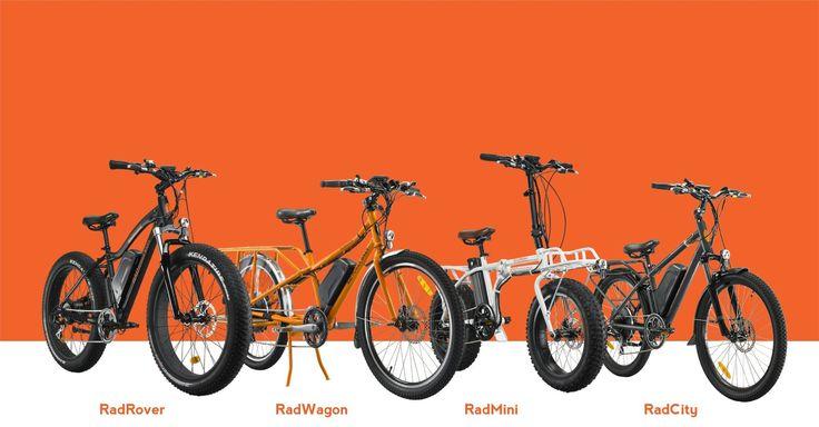 Rad Power Bikes direct to consumer