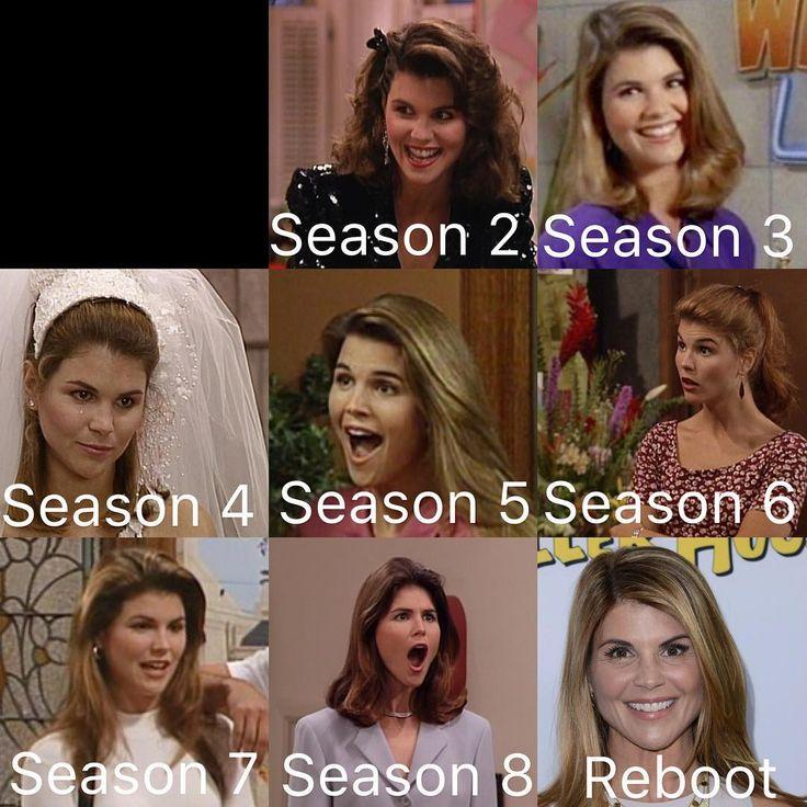 Full House - Aunt Becky Seasons 2-8