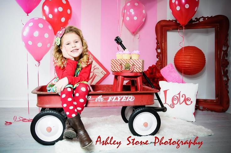 Preppy & Pink: VALENTINE'S PHOTO SHOOT SET DESIGN!