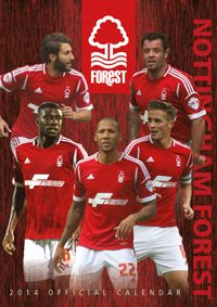 Nottingham Forest FC 2014 Calendar