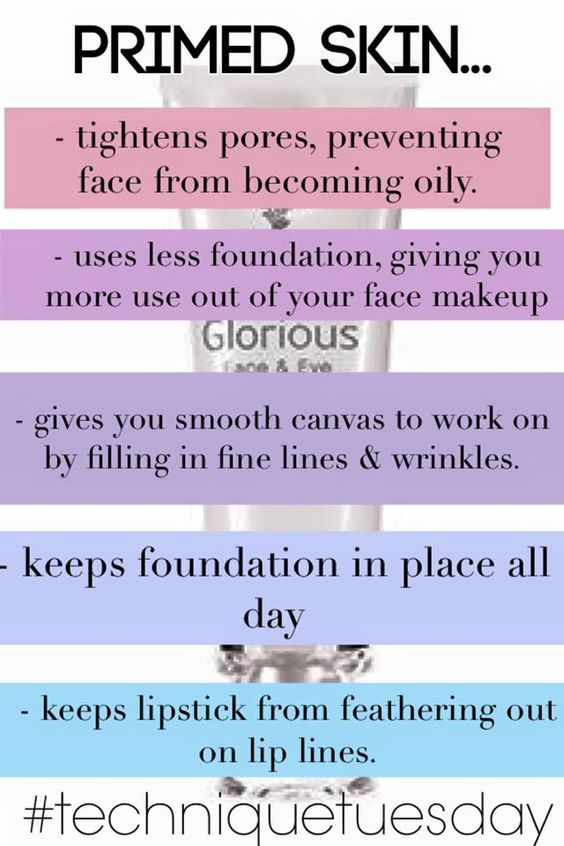 Technique Tuesday. Primer is uber important, as noted above. Younique Glorious primers blows the competition away IMHO.