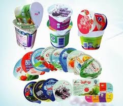 LIDDING FOIL  VIDHATA FOILS manufactures a range of LIDDING FOIL suitable for sealing to PS (Polystyrene), PVC (Polyvinyl Chloride), PP (Polypropylene) PET (Polyethyleneterphthalate) , PE (Polyethylene) and HDPE (High Density Polyethylene) jars/cups/tubs substrates with the following general specification.  visit us at : http://www.vidhatafoils.com/lidding-foil/