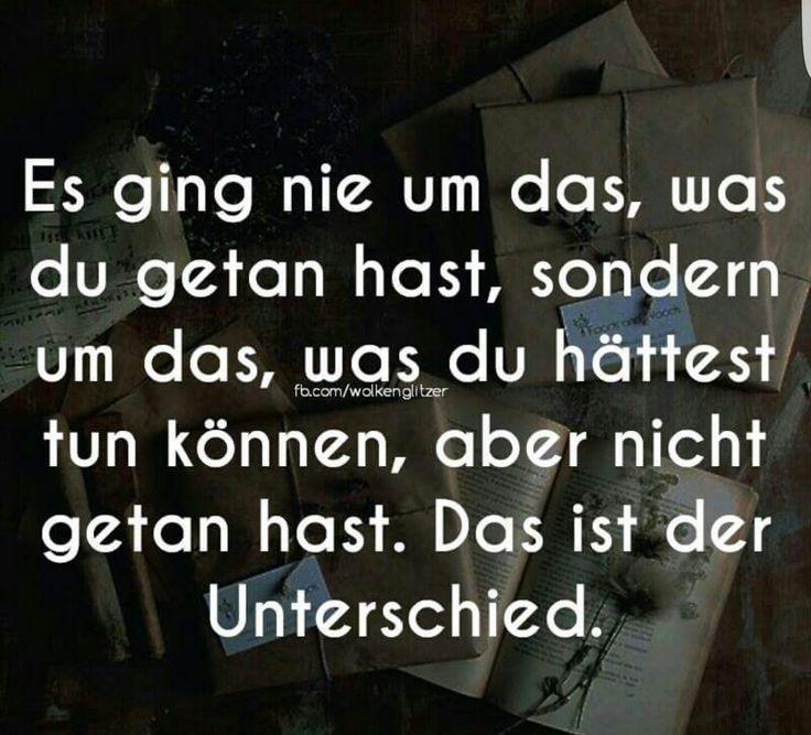 ...der große Unterschied...❤❤❗