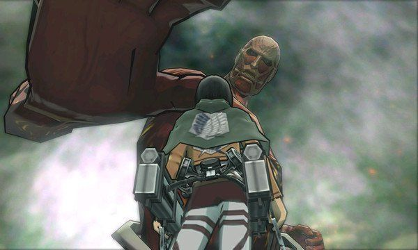Spike Chunsoft's Attack on Titan 2 3DS Game's Monokuma Trailer Streamed