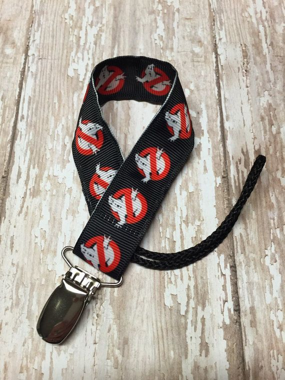 Ghost Busters Clip  Universal by BabyBirdCraftCorner on Etsy