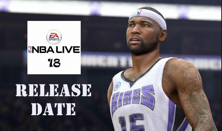 NBA Live 18 Release Date Prediction