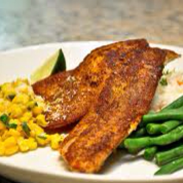 17 best images about fish tilapia on pinterest lemon for Fish seasoning for tilapia