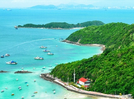 Koh Larn (Coral Island), Pattaya, Thailand