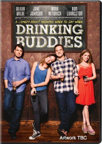 Drinking Buddies ~ Olivia Wilde wearing black Chucks!
