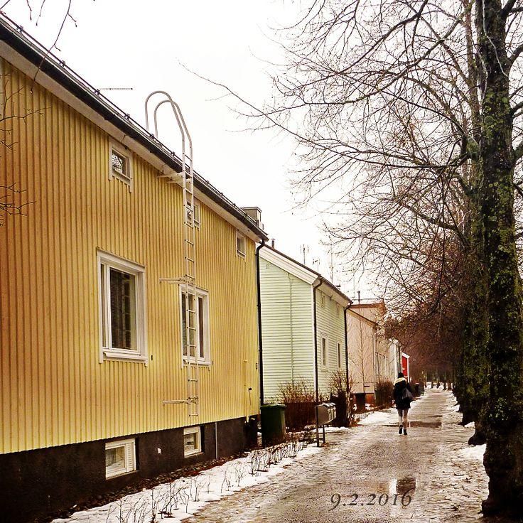 Tampere-Koljontie. Foto: Seppo Vuorinen