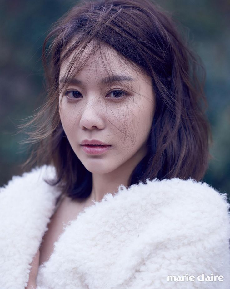 Kim Ah-joong // Marie Claire Korea