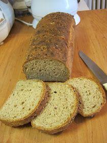 Teri konyhája: Zero-6 kenyér