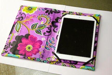 Show Me Cute: DIY iPad Cover