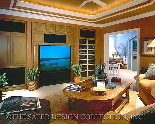Dan Sater Luxury Home Plans
