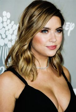 Ashley Benson attends the 2015 Baby2Baby Gala in Culver City on November 14, 2015