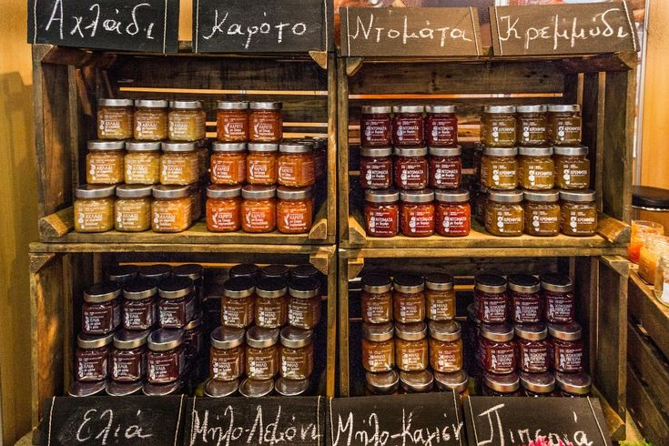 Jam And Chutney / Μαρμελάδες και Τσάτνεϊ Chefstories