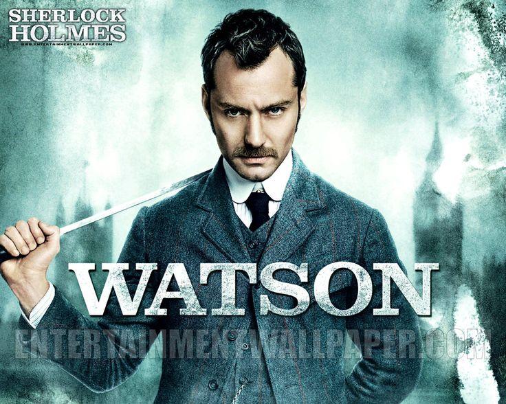 16 best Sherlock Holmes images on Pinterest Sherlock holmes - dr watson i presume
