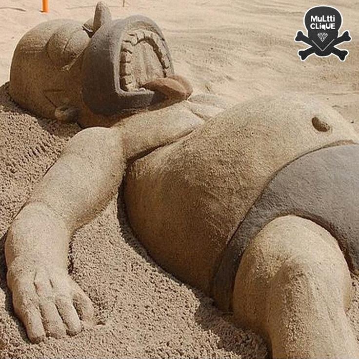 Homer Simpson @ Viña del Mar