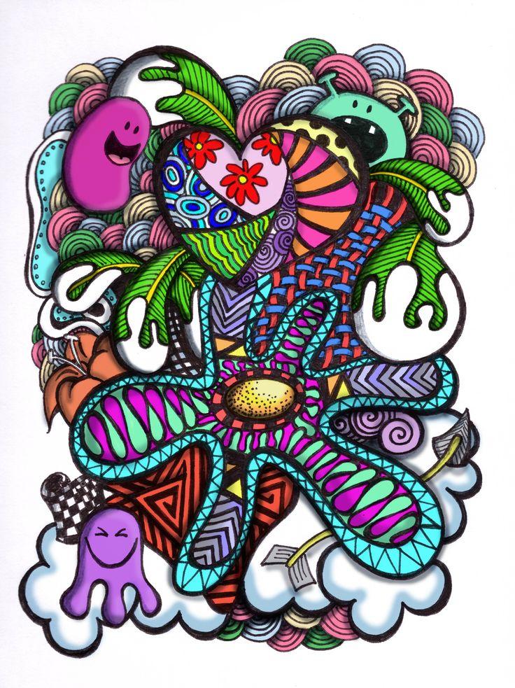#dibujo #draw #sketch #ilustración